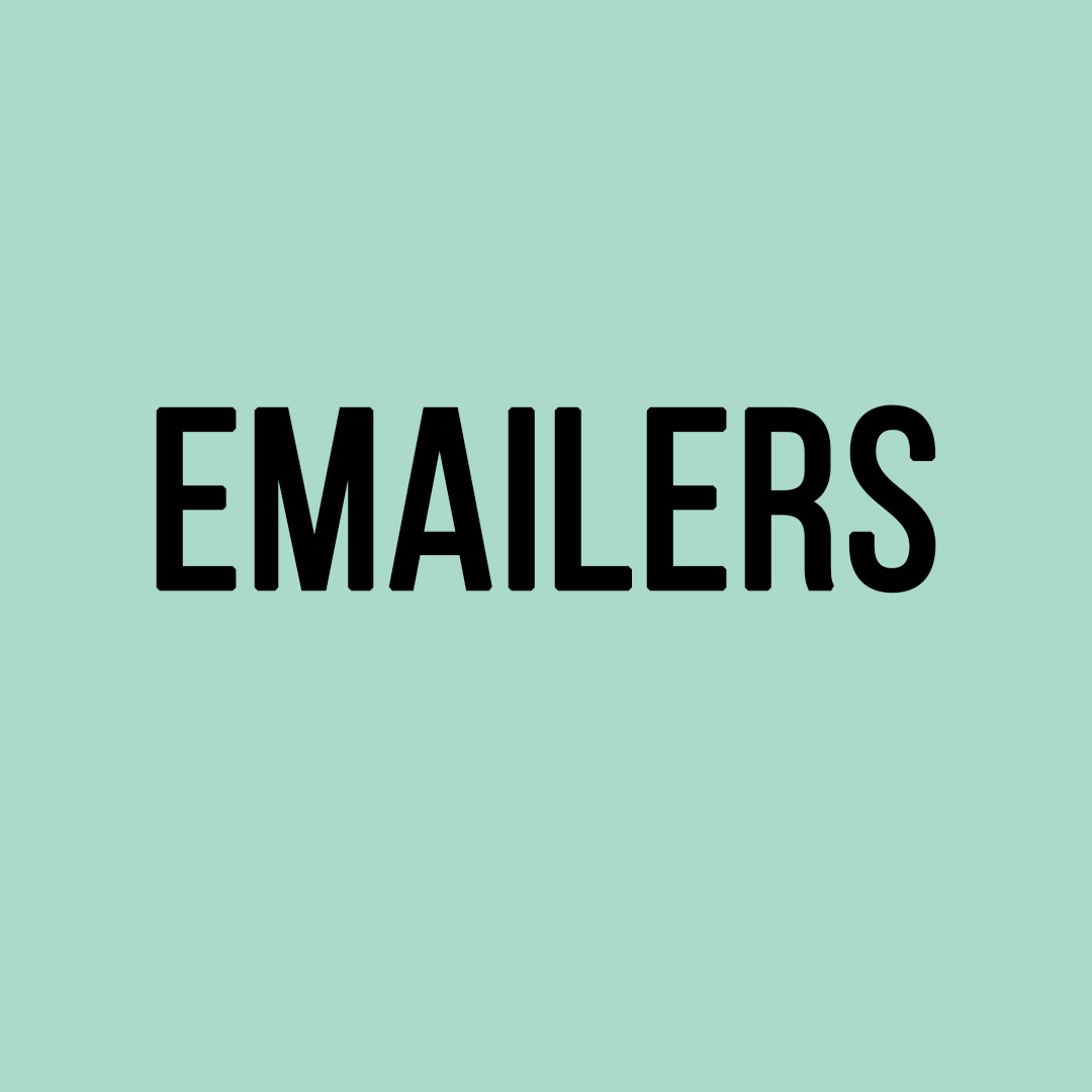Emailers By Weird